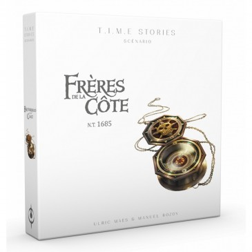 Time Stories : Frères de la Côte