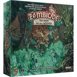 Zombicide - Black Plague : No Rest for the Wicked