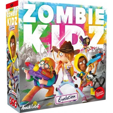 Zombies Kidz Evolution