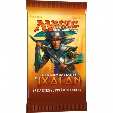 Magic the Gathering : Les Combattants d'Ixalan - Booster