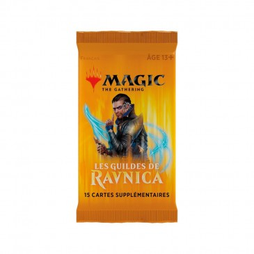 Magic the Gathering : Les Guildes de Ravnica - Booster