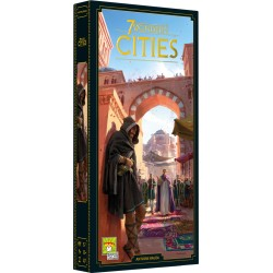 7 Wonders (Nouvelle Édition) Cities