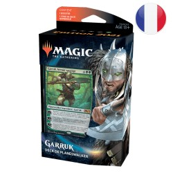 Magic the Gathering : Édition de base 2021 - Deck Garruk